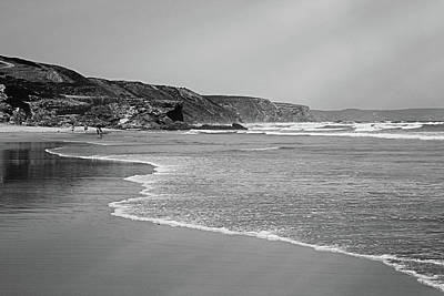 Photograph - Ocean Vintage II by Anne Leven