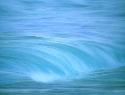 Photograph - Ocean Waves, Hawaii by Tim Fitzharris/ Minden Pictures