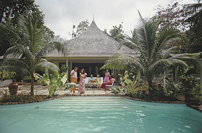 Photograph - Ocho Rios, Jamaica by Slim Aarons