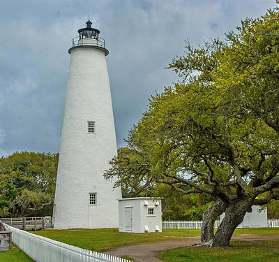 Photograph - Ocracoke Lighthouse No 2 by Matthew Irvin