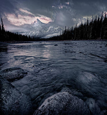 Photograph - October Morning In Jasper by Dan Jurak