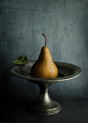 Photograph - Ode To A Pear by Amy Weiss