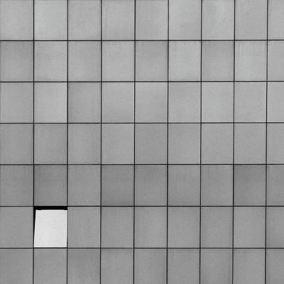 Photograph - Office Window by Saulgranda