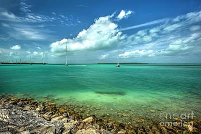 Tortuga Beach Photograph - Oh, My Florida Keys by Felix Lai