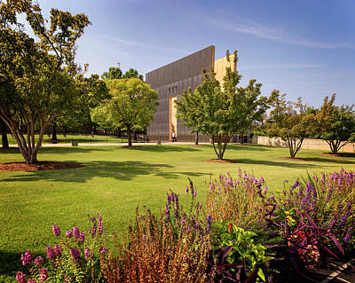Royalty-Free and Rights-Managed Images - OKC Memorial 31 by Ricky Barnard