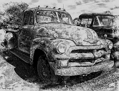 Photograph - Old And Dirty by Wesley Nesbitt