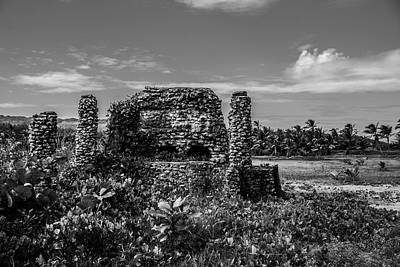 Photograph - Old Brick Oven by Stuart Manning