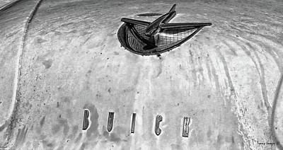 Photograph - Old Buick by Wesley Nesbitt