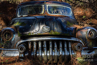 Photograph - Old Car City by Doug Sturgess