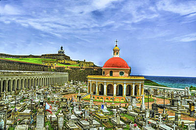 Royalty-Free and Rights-Managed Images - Old Cemetery by Dado Molina