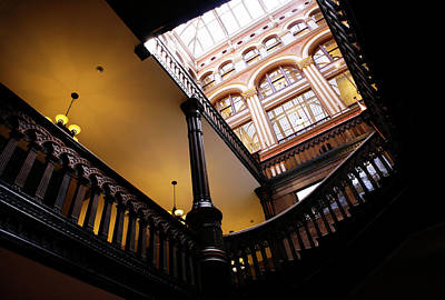 Photograph - Old Chamber Of Commerce Milwaukee by Marilyn Hunt