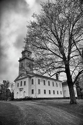 Photograph - Old Church by Karol Livote