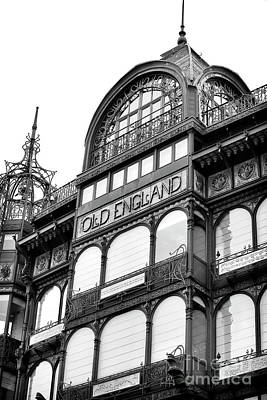 Photograph - Old England Department Store Brussels by John Rizzuto