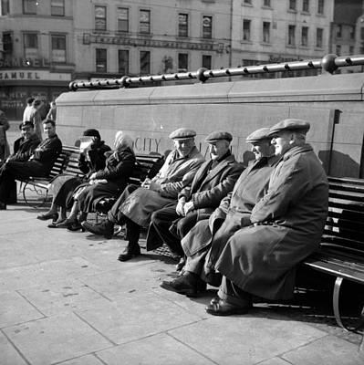 Photograph - Old Folk by John Murray
