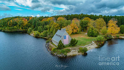 Photograph - Old Glory by Michael Hughes