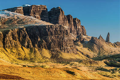 Photograph - Old Man Of Storr, Skye by David Ross