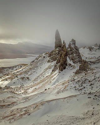 Photograph - Old Man Of Storr by Victoria Redpath