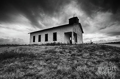 Photograph - Old Mission by Joe Sparks