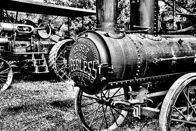 Photograph - Old Peerless Workhorse by Paul W Faust - Impressions of Light