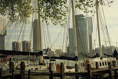 1-war Is Hell Royalty Free Images - Old Rotterdam Royalty-Free Image by Robert Grac
