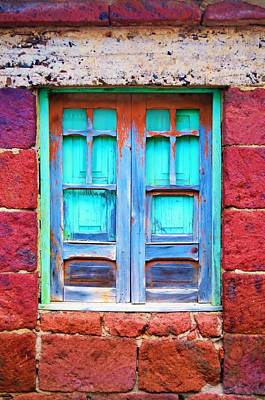 Photograph - Old Shutters by Tara Turner