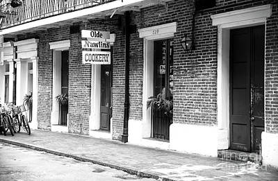 Photograph - Olde N'awlins Cookery In The Big Easy by John Rizzuto