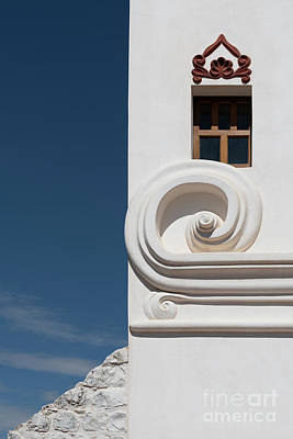 Photograph - On The Edge-san Xavier Del Bac by Sandra Bronstein