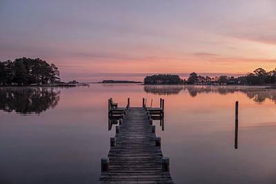 Photograph - Onancock Va Sunrise by Doug Ash