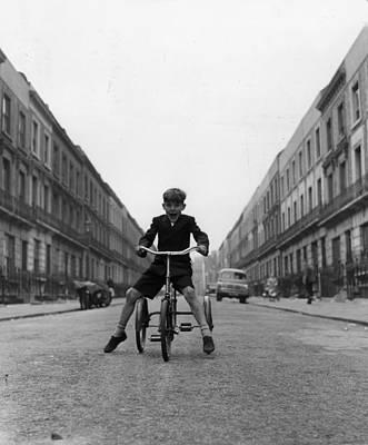 Photograph - Oncoming Traffic by Keystone