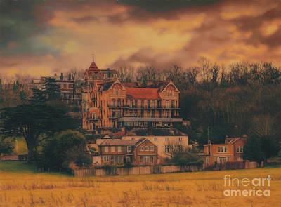 Photograph - One Morning In Richmond 2 by Leigh Kemp