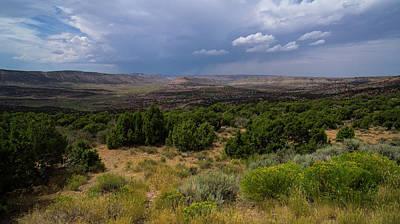 Photograph - Open Range by Michael Monahan