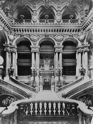 Photograph - Opera House by Hulton Archive