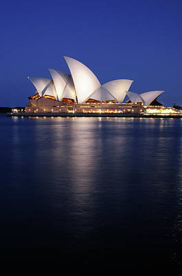 Photograph - Opera House by Tdo