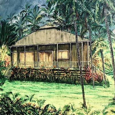 Opihikao Cottage Right Side Original