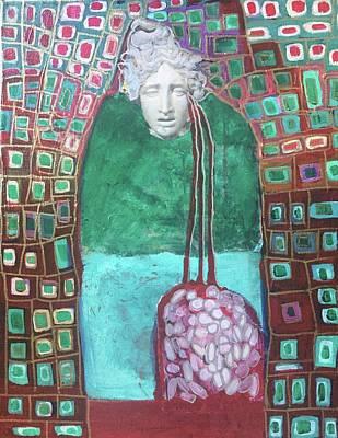 Painting - Opiod Tragedy by Cherylene Henderson