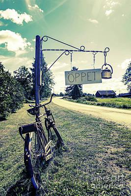 Photograph - Oppet Open by Naoki Takyo