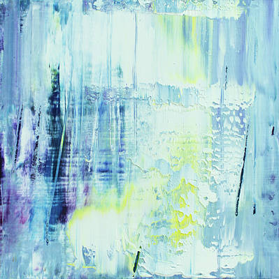 Painting - Opt.24.18 . 'into The Light' by Derek Kaplan