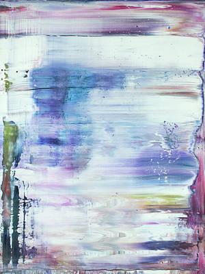 Painting - Opt.25.18 'together' by Derek Kaplan