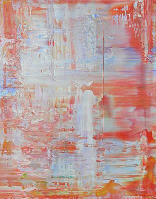 Painting - Opt.28.18 'broken Hymns' by Derek Kaplan