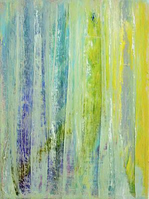 Painting - Opt.31.18 'gentle Whisper' by Derek Kaplan