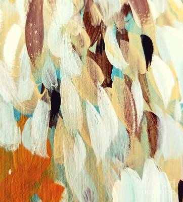 Painting - Orange #1 by Maria Langgle