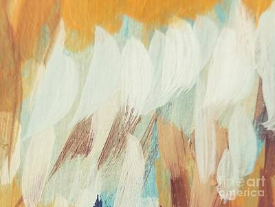 Painting - Orange #4 by Maria Langgle