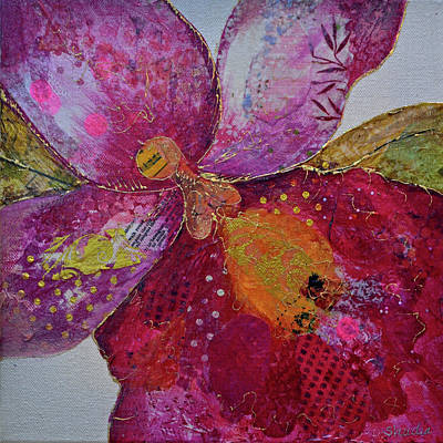 Orchid Passion I Original