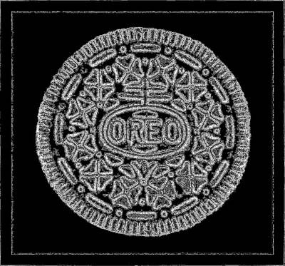Photograph - Oreo Redex Black 1  by Rob Hans