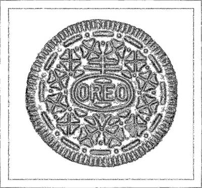 Photograph - Oreo Redux White by Rob Hans