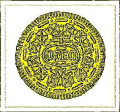 Photograph - Oreo Redux Yellow 4 by Rob Hans