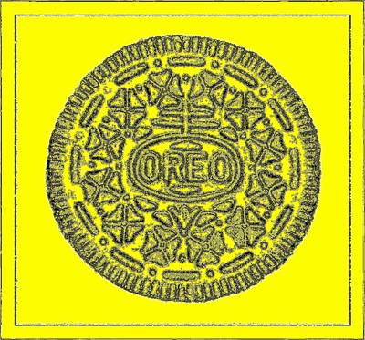 Photograph - Oreo Redux Yellow 6 by Rob Hans