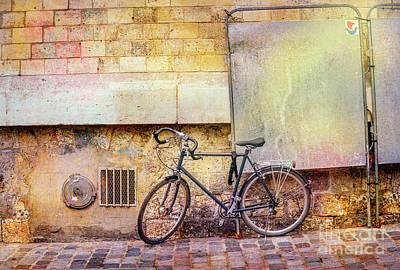 Photograph - Ostrad Bicycle by Craig J Satterlee