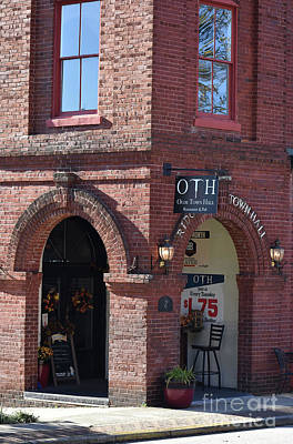 Photograph - Oth Or Old Towne Hall by Skip Willits