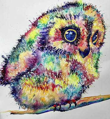 Painting - Otis  by Julia S Powell